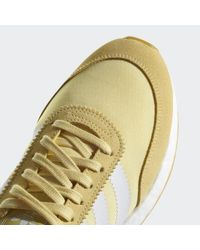 Adidas Yellow I-5923 W Fitness Shoes