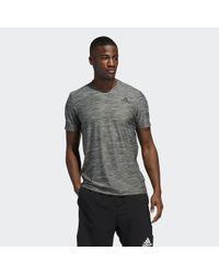 T-shirt All Set di Adidas in Gray da Uomo
