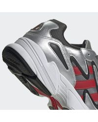 Adidas Gray Yung-96 Chasm Shoes