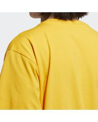 Adidas Pillar T-Shirt Herren in Yellow für Herren
