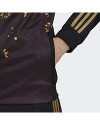 Adidas Real Madrid EA Trainingsjacke in Black für Herren
