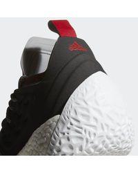 Adidas Black Harden Vol. 2 Shoes for men