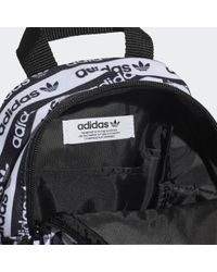 Minimochila R.Y.V. Adidas de color Black