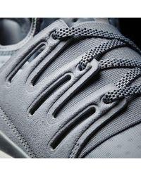 Adidas Gray Tubular Radial Shoes for men