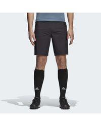 Short Agravic Adidas pour homme en coloris Black