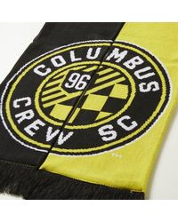 Adidas - Multicolor Columbus Crew Sc Jacquard Scarf for Men - Lyst