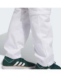 Pantalon TJ Cargo Adidas en coloris White