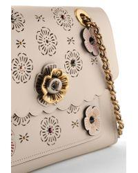 COACH - Natural Parker Shoulder Bag - Lyst