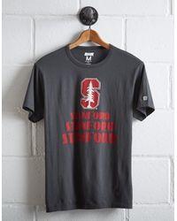 Tailgate Multicolor Men's Stanford Cardinal T-shirt for men