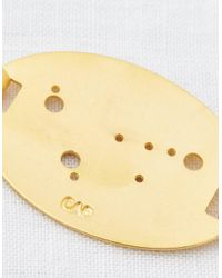 American Eagle - Metallic Julie Nolan Constellation Oval Bracelet - Lyst