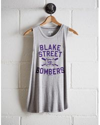 Tailgate - Gray Women's Colorado Blake Street Tank - Lyst