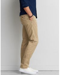 American Eagle Natural Slim Straight Chino for men