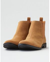 American Eagle Brown Chelsea Boot for men