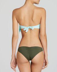 L*Space Green L*Space Emma Reversible Hipster Bikini Bottom