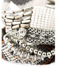 Hipanema | Metallic 'Pearl' Bracelet | Lyst