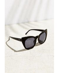 Quay Gray Cha Cha Sunglasses