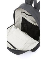 Jack Spade Gray Tech Nylon Backpack for men
