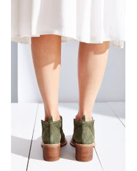 Jeffrey Campbell Green Fontana Ankle Boot