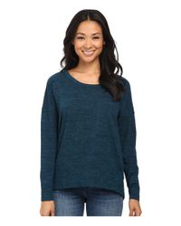 Kut From The Kloth | Blue Sasha Top | Lyst