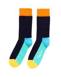 Happy Socks - Multicolor Five Colour Socks - Lyst