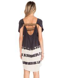 Gypsy 05 Black Cairo Scoop Back Dress