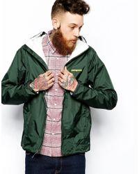 Patagonia Green Torrentshell Jacket for men