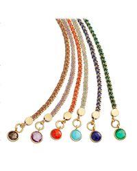 Astley Clarke | Red Rebel Rebel Coral Bracelet | Lyst