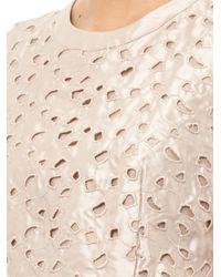 Max Mara Elegante White Selim Dress