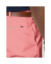 Ralph Lauren - Pink Classic-fit Chino Pant for Men - Lyst