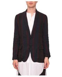 Uma Wang - Multicolor Gabriele Linen Jacket for Men - Lyst