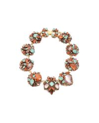 Erickson Beamon - Metallic Fashion Tribe Necklace - Lyst