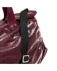 Pinko | Purple Handbag | Lyst