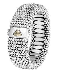Lagos | Metallic Rope Bracelet | Lyst