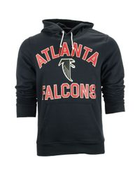 Nike Black Atlanta Falcons Club Rewind Hoodie for men