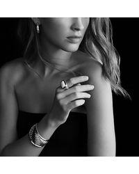 David Yurman - Metallic Waverly Ring With Gold - Lyst