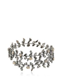 Joanna Laura Constantine | Black Flutter Collection Forearm Bracelet | Lyst