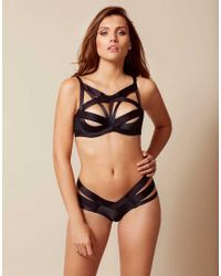 Agent Provocateur | Whitney Brief Black | Lyst