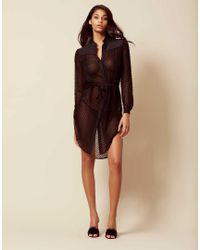 Agent Provocateur Carla Nightshirt Black