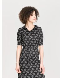 agnès b. Multicolor Pomeline Dress