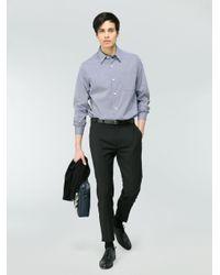 Agnes B. Blue Andy Shirt for men