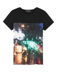 Agnes B. - Multicolor Paris T-shirt - Lyst