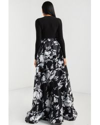Akira Black Here For Love Accent Skirt