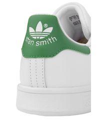 Adidas Originals - Multicolor Women's Stan Smith Sneaker - White/white/green - Lyst