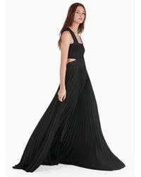 A.L.C. - Black Siddall Dress - Lyst