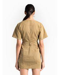 A.L.C. Natural Novak Dress