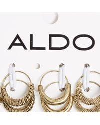 ALDO - Metallic Crisan - Lyst