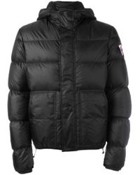 Rossignol   Black Layer Down Jacket for Men   Lyst