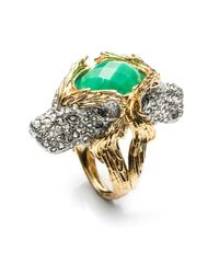 Alexis Bittar - Metallic Maldivian Two Headed Lion Ring You Might Also Like - Lyst