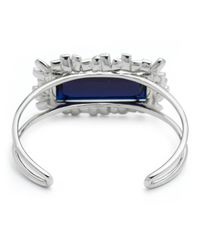 Alexis Bittar | Blue Framed Baguette Cuff You Might Also Like | Lyst