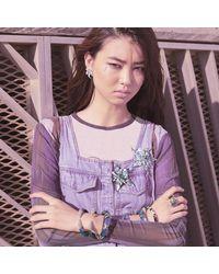 Alexis Bittar - Metallic Minimalist Hinge Bracelet You Might Also Like - Lyst